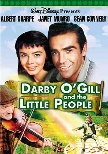 DARBY O'GILL AND THE LITTLE PEOPLE BY SHARPE,ALBERT (DVD)