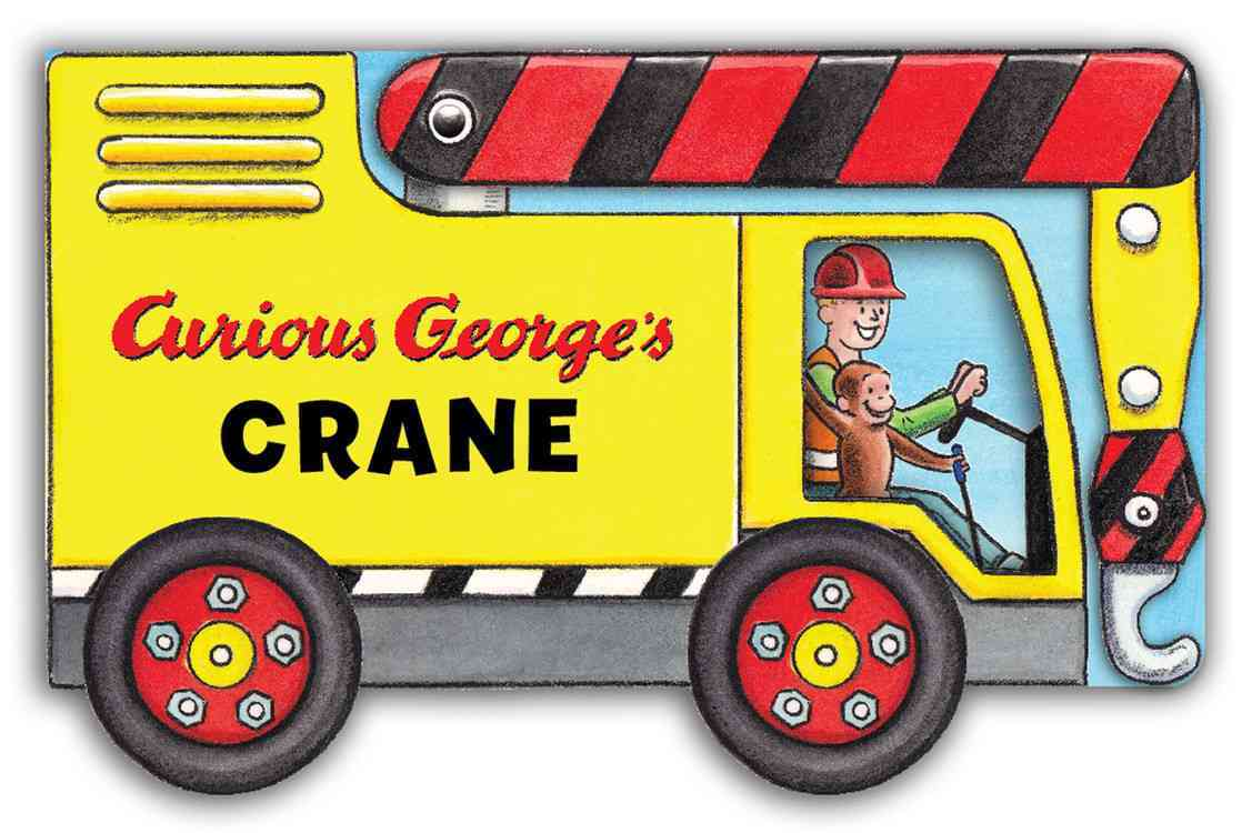 Curious George's Crane By Rey, H. A.